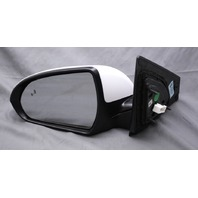 OEM Hyundai Elantra Sedan 7-Pin Left Side View Mirror - Minor Scratches