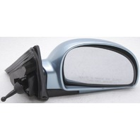OEM Hyundai Accent Right Passenger Side Mirror Light Blue 87620-25720