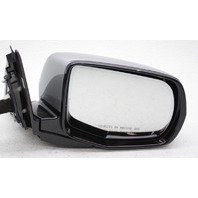 OEM MDX Advance, Elite Silver 20-Wire Right Side View Mirror 76200TZ6C11ZL Used