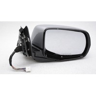 OEM Acura MDX Silver 14-Wire Right Side View Mirror 76200-TZ5-A01ZC Scratches