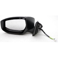 Non-US Market Nissan  Altima Sedan Left Hand Side View Mirror Missing Cover