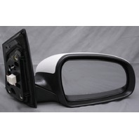 OEM Kia Forte Koup Right 8-Pin Side View Mirror White 87620-A7460