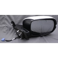 OEM Canada Market Pilot White 12-Wire Right Side View Mirror - Scratches