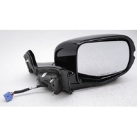 OEM Canada Market Pilot Right 18-Wire Black Side View Mirror - Scratches