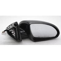 OEM Kia Optima Right 12-Wire Side View Mirror Black 87620D5040