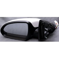 OEM Kia Optima Left Driver Side Side View Mirror 87610-D4650