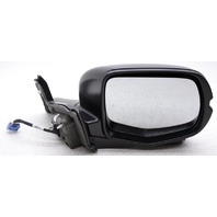 OEM Ridgeline Right 9-Wire Side View Mirror 76200-T6Z-A11 Cover Gone & Scratches