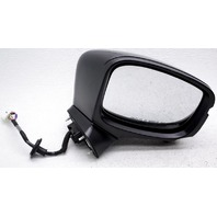 OEM Odyssey Right 16-Wire Crystal Black Side View Mirror - Scratches