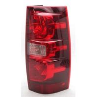 OEM Chevrolet Suburban Tahoe Right Passenger Side Tail Lamp 22837924 Lens Crack