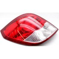 OEM Chevy, Saturn Captiva Sport, Vue Left Driver Side Tail Lamp Chrome Peeling