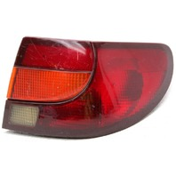 OEM Saturn SL SL1 SL2 Right Passenger Side Halogen Tail Lamp Lens Crack