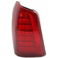 OEM Cadillac Deville Left Driver Side LED Tail Lamp Crack 81580-06120