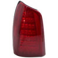 OEM Cadillac Deville Left Driver Side LED Tail Lamp Lens Chipped 25749113