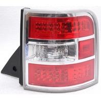 OEM Ford Flex Right Passenger Side LED Tail Lamp Chrome Spot 8A8Z-13404-C