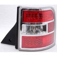 OEM Ford Flex Right Passenger Side LED Tail Lamp Lens Crack