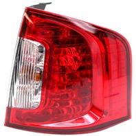 OEM Ford Edge Right Passenger Side Halogen Tail Lamp Lens Crack