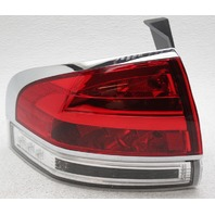 OEM Lincoln MKX Outer Left Driver Side LED Tail Lamp BA1Z-13405-A Tiny Scratches