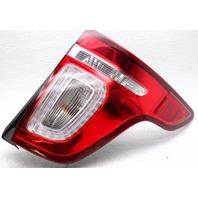 OEM Ford Explorer Right Passenger Side LED Tail Lamp Lens Cracks BB5Z13404C