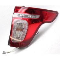 OEM Ford Explorer Right Passenger Side LED Tail Lamp BB5Z-13404-C - Leaks