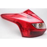 OEM Ford Focus Hatchback Left Driver Side Halogen Tail Lamp Leaks
