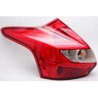 OEM Ford Focus Hatchback Left Driver Side Tail Lamp Lens Chip