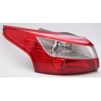 OEM Ford Focus Sedan Outer Left Driver Side Tail Lamp - Lens Chip & Spots