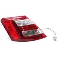 OEM Ford Taurus Left Driver Side Tail Lamp Lens Crack DG1Z13405AA