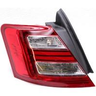 OEM Ford Taurus Left Driver Side Tail Lamp Lens Crack Spots