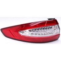 OEM Ford Fusion Left Driver Side LED Tail Lamp Lens Chip DS73-13405-AJ