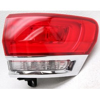 OEM Jeep Grand Cherokee Right Passenger Side Tail Lamp Lens Crack