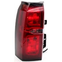 OEM Chevrolet Suburban, Tahoe Left Driver Side LED Tail Lamp Lens Crack