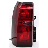 OEM Suburban Tahoe Left Driver Side LED Tail Lamp - 2 Lens Chips & Small Crack