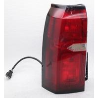 OEM Chevrolet Suburban Tahoe Left LED Tail Lamp 23407432 - Dirty Inside