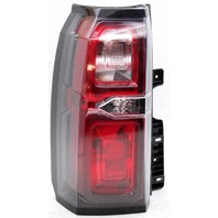 OEM Chevrolet Suburban Tahoe Left Driver Side Halogen Tail Lamp Lens Chip