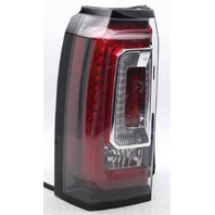 OEM GMC Yukon, Yukon XL Left Driver Side Tail Lamp 23380459 - Lens Chip