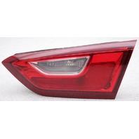OEM Chevrolet Malibu Right Passenger Side Halogen Tail Lamp Dust Inside