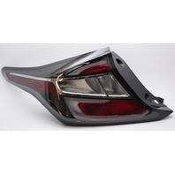 OEM Chevrolet Volt Outer Left Driver Side Tail Lamp 23413608