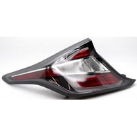 OEM Chevrolet Volt Left Driver Side Tail Lamp Lens Chip 23413608