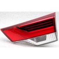 OEM Toyota Highlander Right Passenger Side LED Tail Lamp Chipped Lens