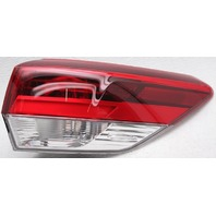 OEM Toyota Highlander Right Passenger Side LED Tail Lamp Lens Chip