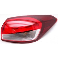 OEM Kia Forte Sedan Right Passenger Side Tail Lamp Spots on Chrome 92402-B0600
