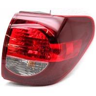 OEM Toyota Sequoia Right Passenger Side Halogen Tail Lamp Lens Chip