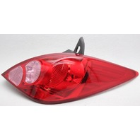 OEM Nissan Versa Right Passenger Side Tail Lamp Lens Crack 26550EM30A