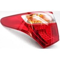 OEM Hyundai Veracruz Left Driver Side Tail Lamp Lens Chip 92401-3J050
