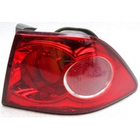 OEM Kia Magentis, Optima Right Passenger Side Tail Lamp Lens Crack