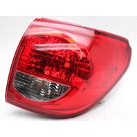 OEM Toyota Sequoia Outer Right Passenger Side Tail Lamp 81550-0C080 Lens Chip
