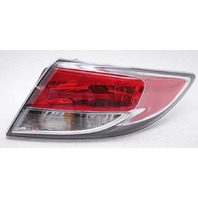 OEM Mazda 6 Outer Right Halogen Tail Lamp GS3L-51-150J - Lens Chip