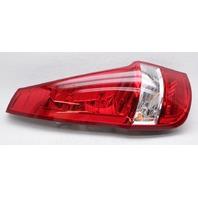 OEM Hyundai Elantra Hatchback Outer Left Halogen Tail Lamp 92401-2L100