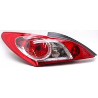 OEM Hyundai Genesis Coupe Left Driver Side Tail Lamp Lens Chipped
