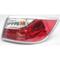 OEM Mazda CX-9 Right Passenger Side Tail Lamp Lens Chips TE6951150D